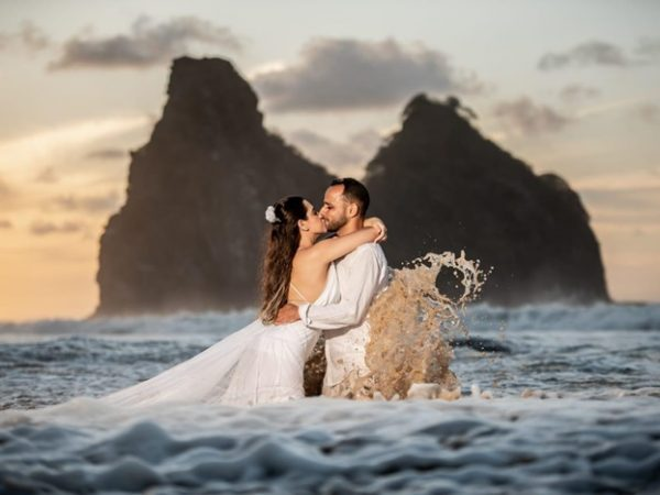 Destination Wedding de Alane e José